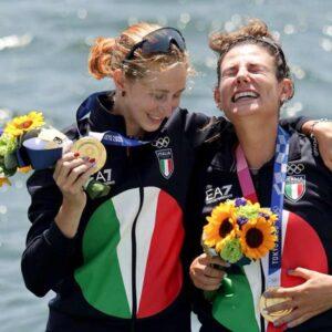 Valentina Rodini e Federica Cesarini campionesse olimpiche - Il blog della Bottega