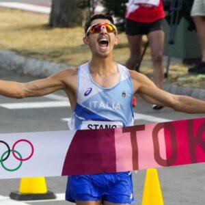 Massimo Stano campione olimpico - Il blog della Bottega