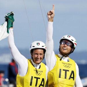 Ruggero Tita e Caterina Banti campioni olimpici - Il blog della Bottega